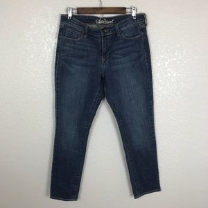 Old Navy Mid-Rise Curvy Sweetheart Skinny Jeans